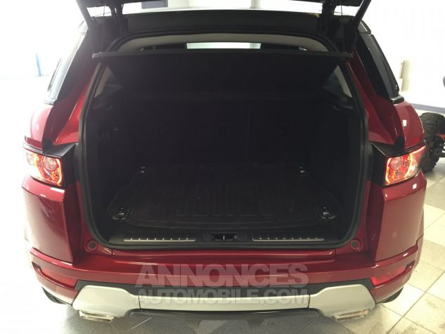 Land Rover Range Rover Evoque dynamic rouge Occasion - 3