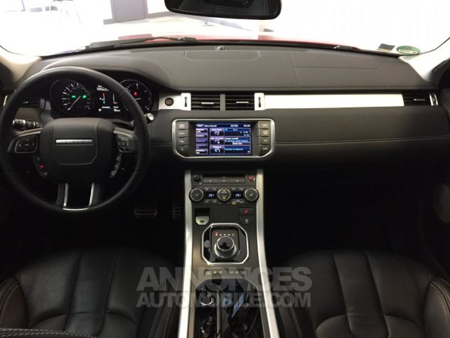 Land Rover Range Rover Evoque dynamic rouge Occasion - 6