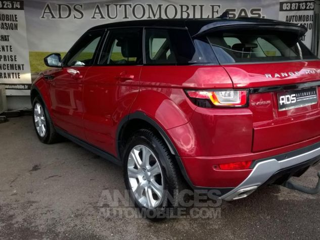 Land Rover Range Rover Evoque MARK III TD4 150 SE Dynamic A Rouge Occasion - 3