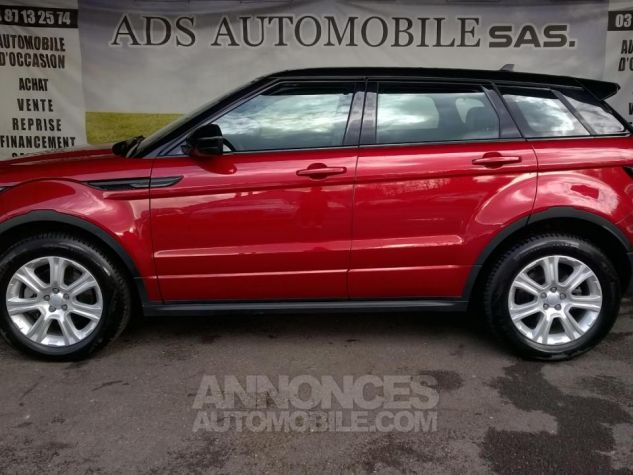 Land Rover Range Rover Evoque MARK III TD4 150 SE Dynamic A Rouge Occasion - 9