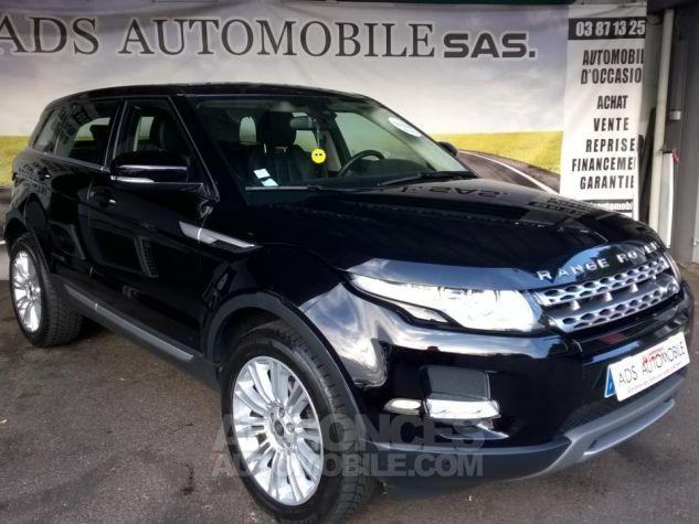 Land Rover Range Rover Evoque SD4 Dynamic A Noir Occasion - 0