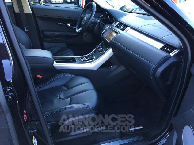 Land Rover Range Rover Evoque SD4 Dynamic A Noir Occasion - 5