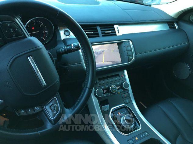 Land Rover Range Rover Evoque SD4 Dynamic A Noir Occasion - 6