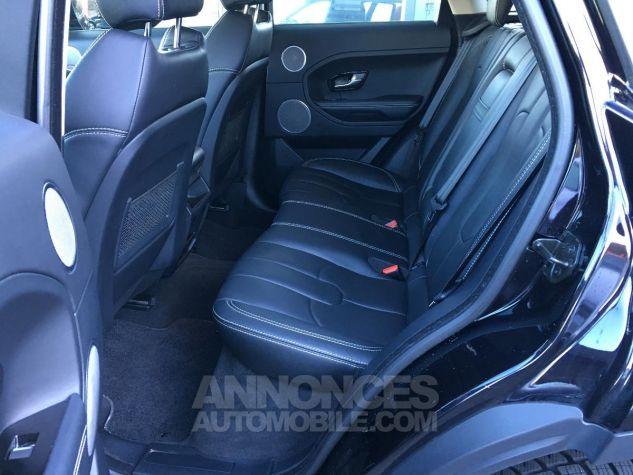 Land Rover Range Rover Evoque SD4 Dynamic A Noir Occasion - 7