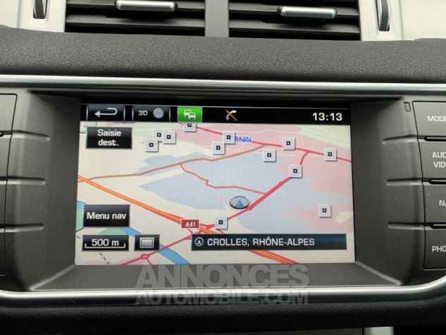 Land Rover Range Rover Evoque SD4 DYNAMIC BVA9  Occasion - 8