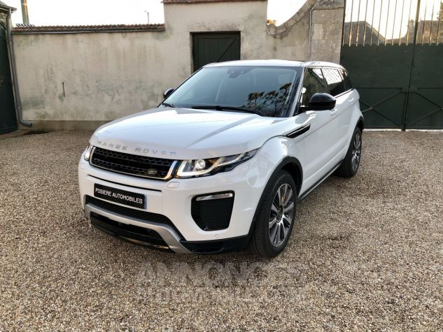 Land Rover Range Rover Evoque SE Dynamic Blanc Occasion - 0