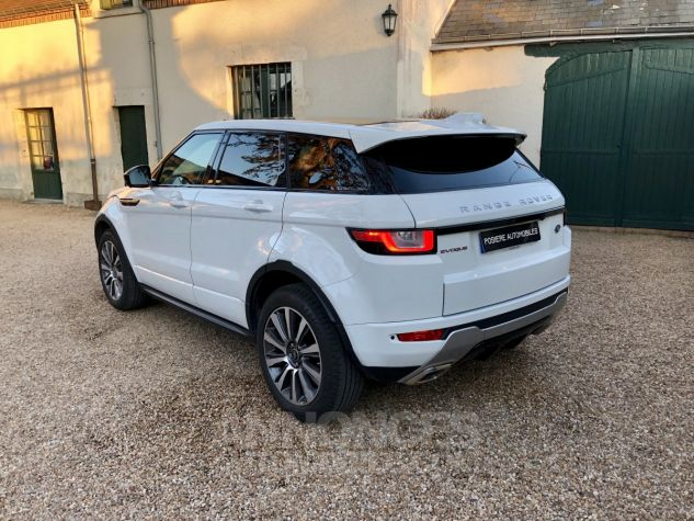 Land Rover Range Rover Evoque SE Dynamic Blanc Occasion - 1