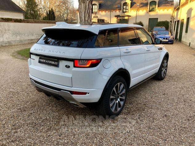Land Rover Range Rover Evoque SE Dynamic Blanc Occasion - 2