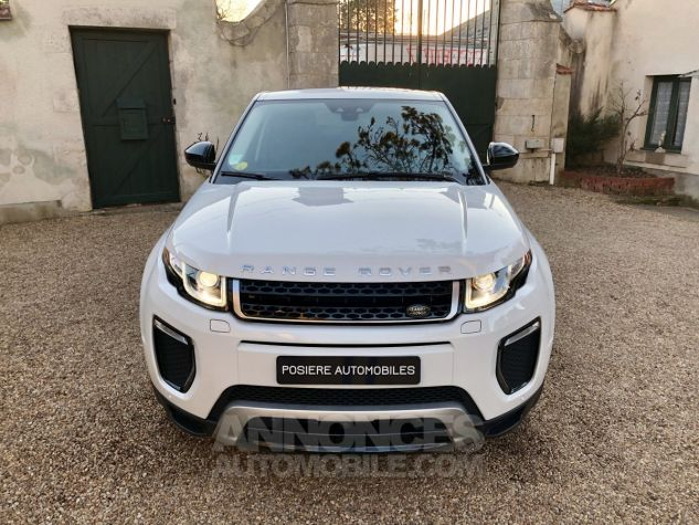 Land Rover Range Rover Evoque SE Dynamic Blanc Occasion - 3