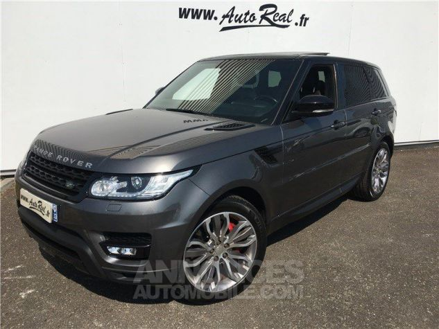 Land Rover Range Rover MARK II SDV6 3.0L HSE Dynamic A Gris Occasion - 0