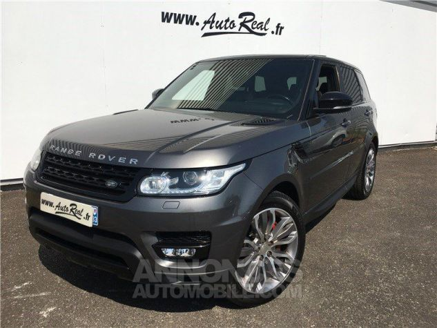 Land Rover Range Rover MARK II SDV6 3.0L HSE Dynamic A Gris Occasion - 1
