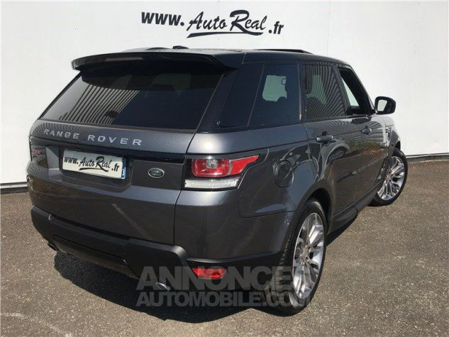 Land Rover Range Rover MARK II SDV6 3.0L HSE Dynamic A Gris Occasion - 2
