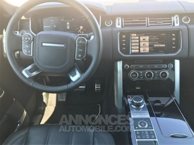 Land Rover Range Rover MARK IV SDV6 HYBRID AUTOBIOGRAPHY BLANC FUJI VERNI Occasion - 12