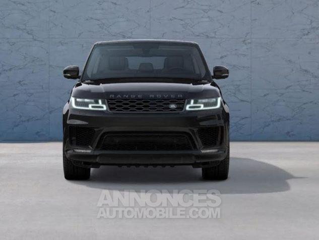 Land Rover Range Rover Sport 2.0 P400e 404ch HSE Dynamic MkVII NOIR SANTORINI Neuf - 4