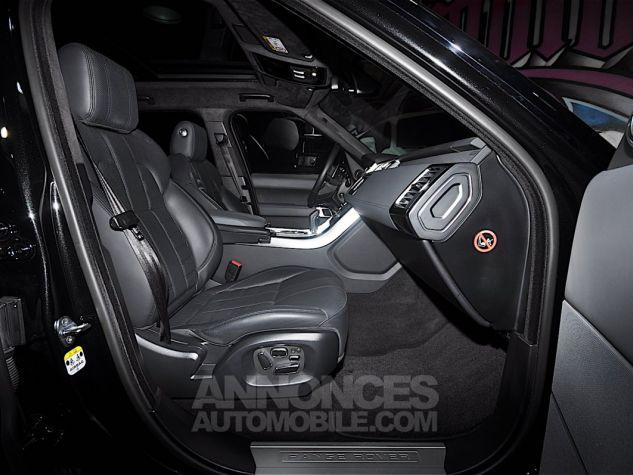 Land Rover Range Rover Sport LUMMA SDV6 306 AUTOBIOGRAPHY AUTO NOIR METAL  Occasion - 8