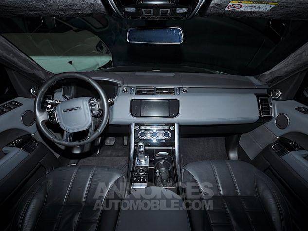 Land Rover Range Rover Sport LUMMA SDV6 306 AUTOBIOGRAPHY AUTO NOIR METAL  Occasion - 9