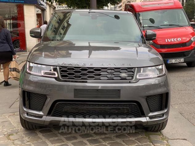 Land Rover Range Rover Sport Mark VI P400e PHEV 2.0L 404ch HSE Dynamic Gris Métallisé Leasing - 4