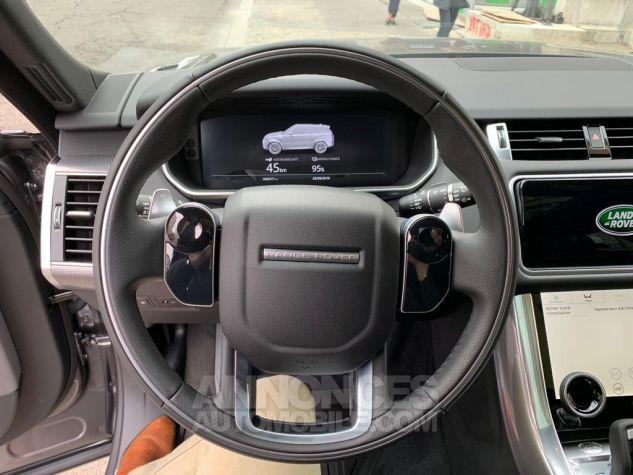 Land Rover Range Rover Sport Mark VI P400e PHEV 2.0L 404ch HSE Dynamic Gris Métallisé Leasing - 7