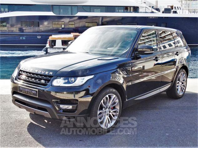 Land Rover Range Rover Sport SDV6 HSE DYNAMIC 306 CV - MONACO Noir Métal Leasing - 0