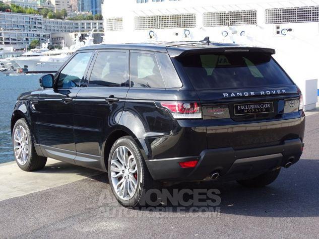 Land Rover Range Rover Sport SDV6 HSE DYNAMIC 306 CV - MONACO Noir Métal Leasing - 3