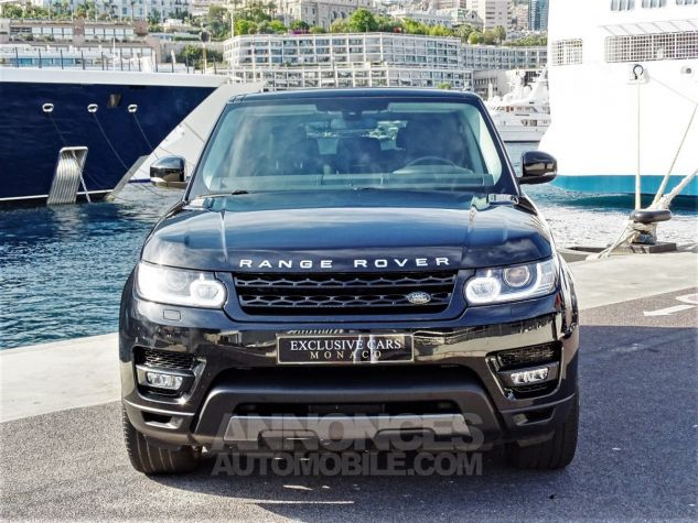 Land Rover Range Rover Sport SDV6 HSE DYNAMIC 306 CV - MONACO Noir Métal Leasing - 4