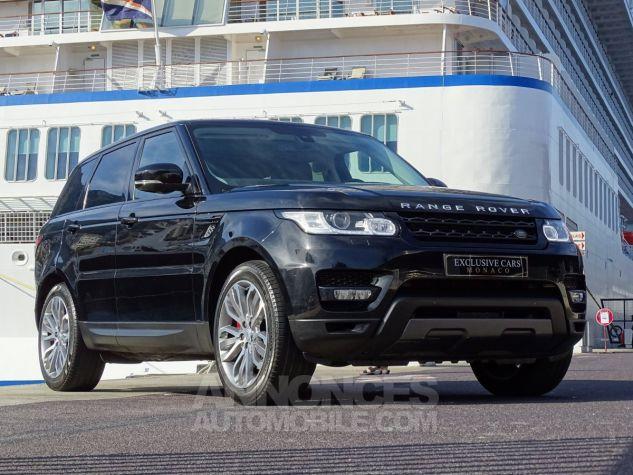 Land Rover Range Rover Sport SDV6 HSE DYNAMIC 306 CV - MONACO Noir Métal Leasing - 11
