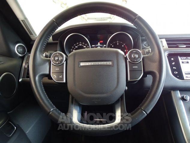 Land Rover Range Rover Sport SDV6 HSE DYNAMIC 306 CV - MONACO Noir Métal Leasing - 12