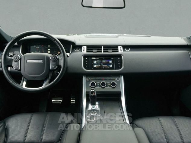 Land Rover Range Rover Sport SDV6 HSE DYNAMIC PANO 21' 306CH Noir Occasion - 10