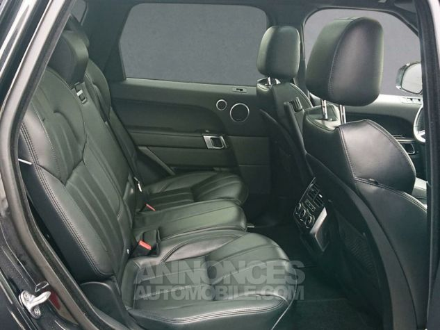 Land Rover Range Rover Sport SDV6 HSE DYNAMIC PANO 21' 306CH Noir Occasion - 11