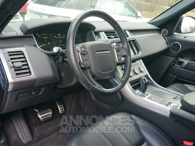 Land Rover Range Rover Sport SDV6 HSE DYNAMIC PANO 21' 306CH Noir Occasion - 7