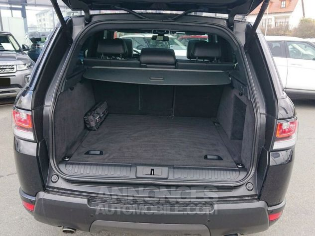 Land Rover Range Rover Sport SDV6 HSE DYNAMIC PANO 21' 306CH Noir Occasion - 13