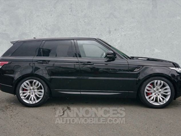 Land Rover Range Rover Sport SDV6 HSE DYNAMIC PANO 21' 306CH Noir Occasion - 6