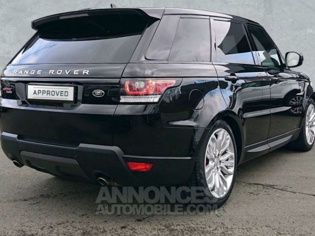 Land Rover Range Rover Sport SDV6 HSE DYNAMIC PANO 21' 306CH Noir Occasion - 2