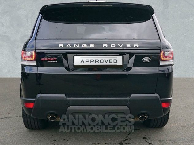 Land Rover Range Rover Sport SDV6 HSE DYNAMIC PANO 21' 306CH Noir Occasion - 4