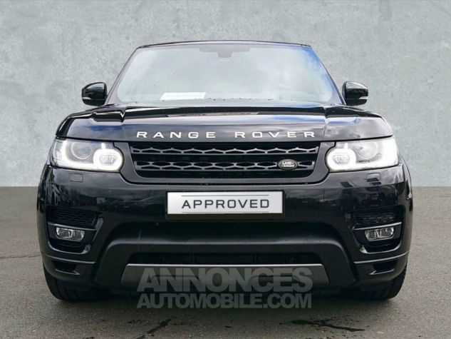 Land Rover Range Rover Sport SDV6 HSE DYNAMIC PANO 21' 306CH Noir Occasion - 3