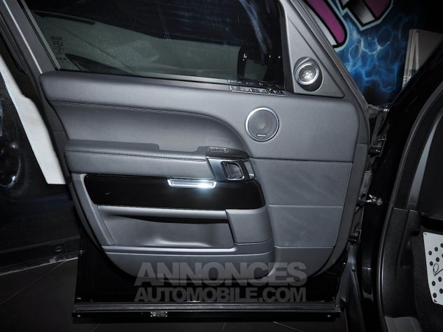 Land Rover Range Rover SUPERCHARGED V8 LUMMA  GRIS MAT Occasion - 6