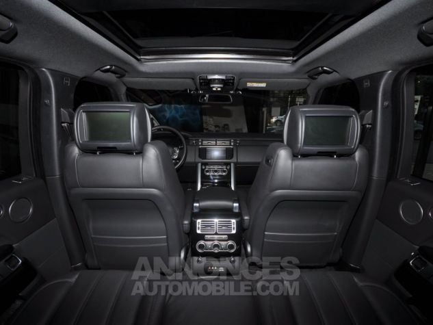 Land Rover Range Rover SUPERCHARGED V8 LUMMA  GRIS MAT Occasion - 8