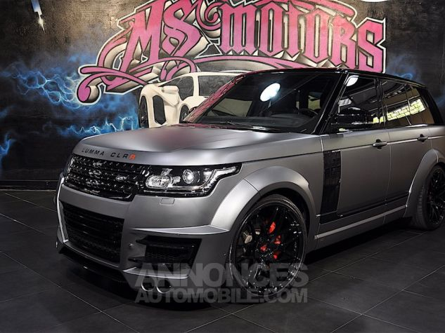 Land Rover Range Rover SUPERCHARGED V8 LUMMA  GRIS MAT Occasion - 1
