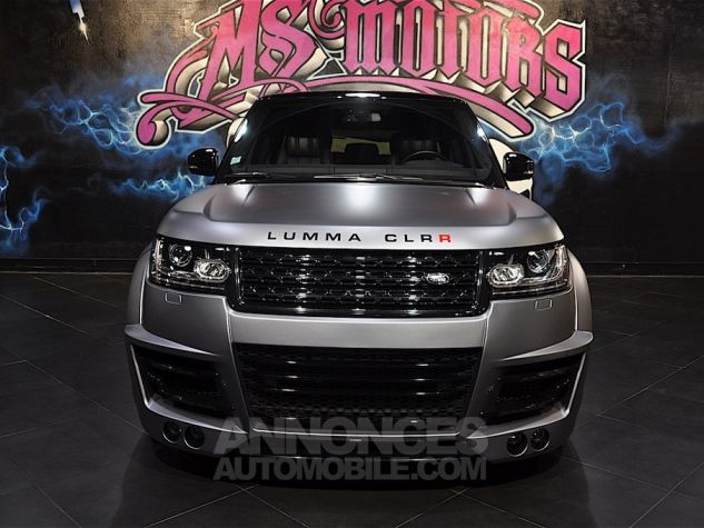 Land Rover Range Rover SUPERCHARGED V8 LUMMA  GRIS MAT Occasion - 2