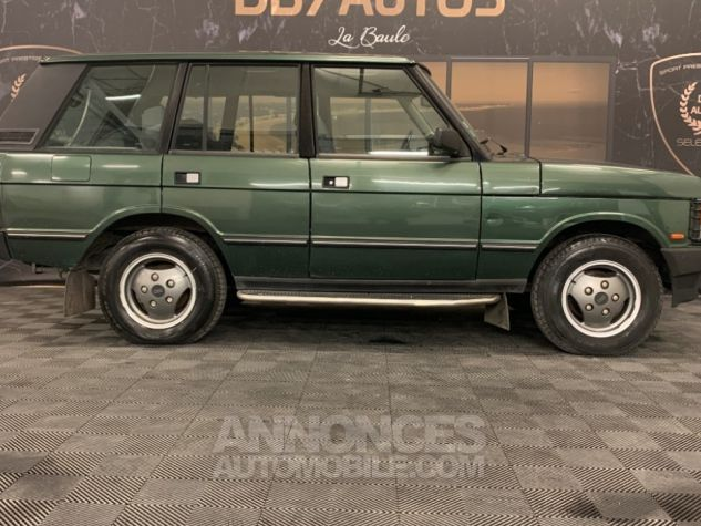Land Rover Range Rover TDI Vert Occasion - 1