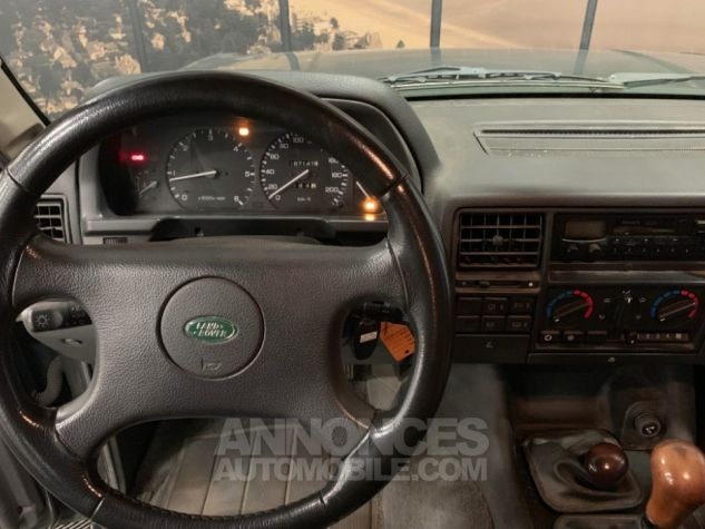 Land Rover Range Rover TDI Vert Occasion - 4