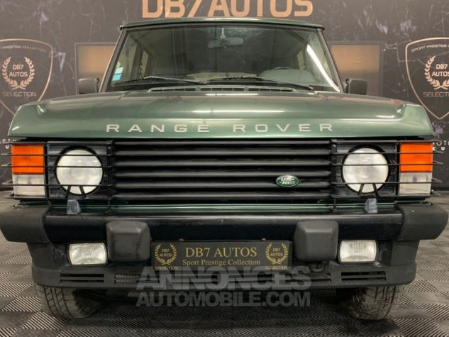 Land Rover Range Rover TDI Vert Occasion - 14