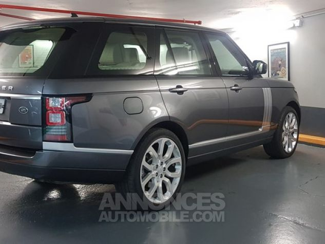 Land Rover Range Rover TDV6 3.0 Vogue Gris Métallisé Occasion - 3