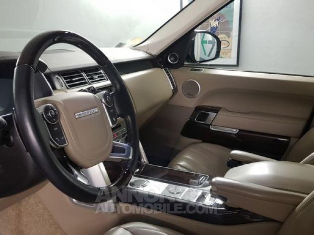 Land Rover Range Rover TDV6 3.0 Vogue Gris Métallisé Occasion - 7