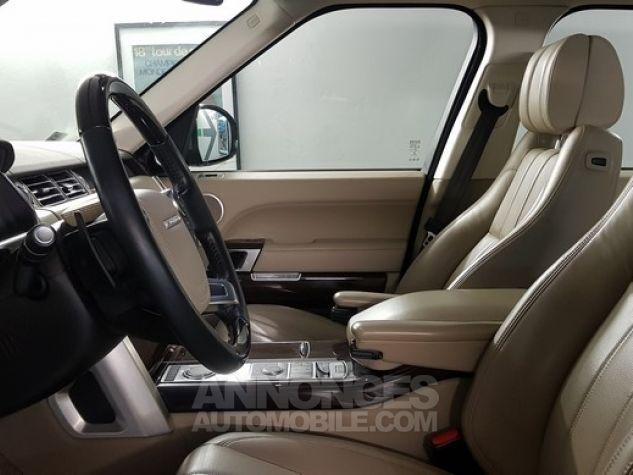 Land Rover Range Rover TDV6 3.0 Vogue Gris Métallisé Occasion - 9