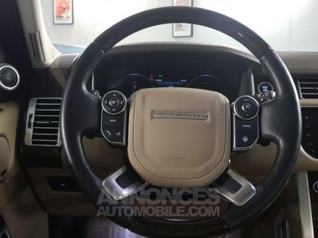 Land Rover Range Rover TDV6 3.0 Vogue Gris Métallisé Occasion - 10