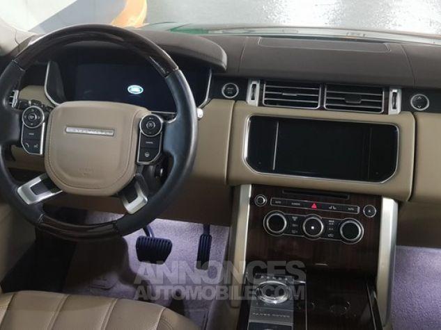 Land Rover Range Rover TDV6 3.0 Vogue Gris Métallisé Occasion - 11