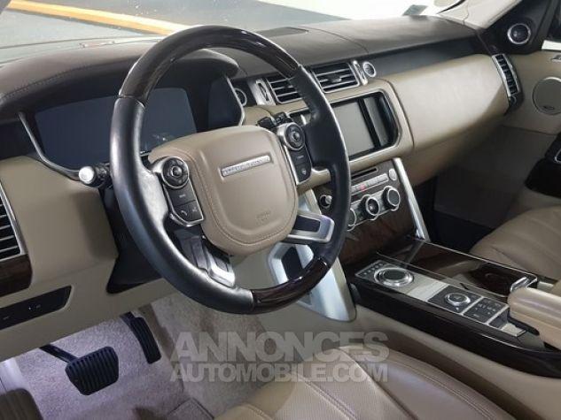 Land Rover Range Rover TDV6 3.0 Vogue Gris Métallisé Occasion - 12