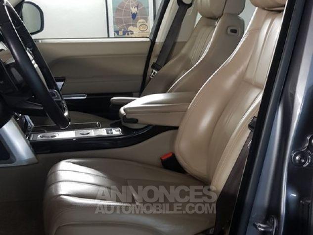 Land Rover Range Rover TDV6 3.0 Vogue Gris Métallisé Occasion - 13