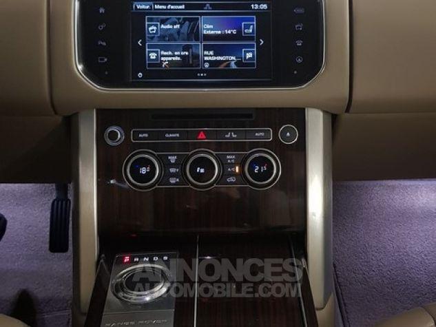 Land Rover Range Rover TDV6 3.0 Vogue Gris Métallisé Occasion - 17